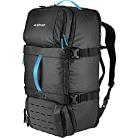 Mustang Survival Bluewater Backpack Gear Hauler w/ Waterproof Compartment | 55L, Gray