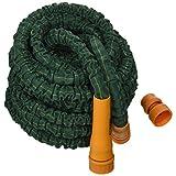 Telebrands 9946-12 50' Dura Rib Garden Pocket Hose