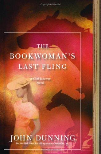 The Bookwoman's Last Fling: A Cliff Janeway Novel