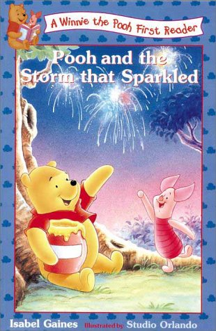 4TH OF JULY books for kids ages 1 year to 10 - toddler, preschool & school agePooh and the Storm That Sparkled (Winnie the Pooh First Readers)