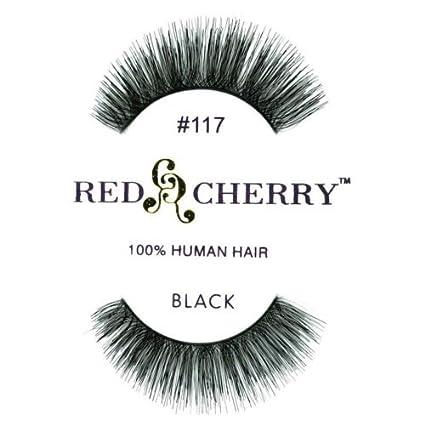 Rojo y negro diseño de mariquita y 100% las piedras de ojo de para el