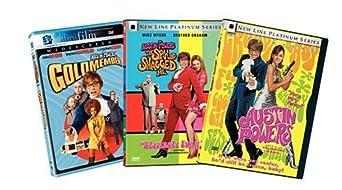 Austin Powers: International Man of Mystery Reino Unido DVD