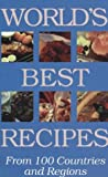 World's Best Recipes, Hippocrene Books Staff, 0781805996