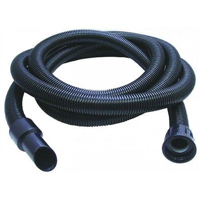 5 M 38 mm Flexible d'aspirateur Compatible avec la plupart des aspirateurs commerciales et industrielles