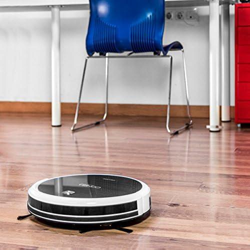 qtimber Robot Aspirador con Mopa y Depósito de Agua Cecoclean ...