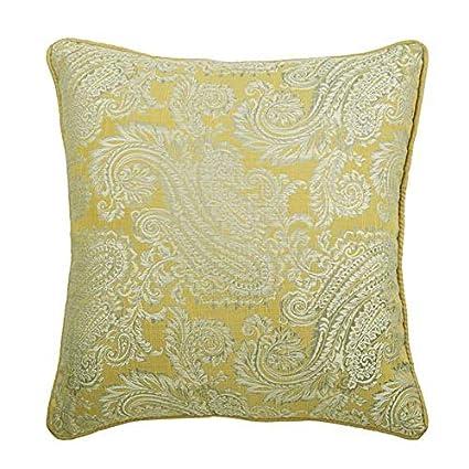Excellent Amazon Com The Homecentric Yellow Decorative Throw Pillows Inzonedesignstudio Interior Chair Design Inzonedesignstudiocom