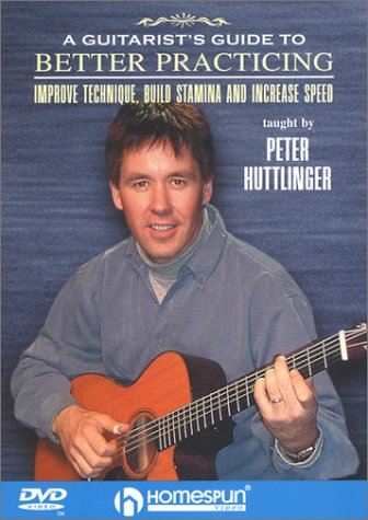 UPC 073999894189, DVD-A Guitarist's Guide To Better Practicing