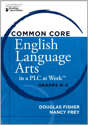 Common Core English Language Arts in a PLC at Work, Grades K-2