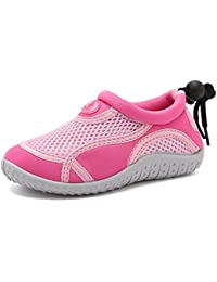 8d5456d8c9f51 Toddler Kid Water Shoes Aqua Shoe Swimming Pool Beach Sports Quick Drying  Athletic Shoes for Girls