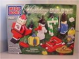 : Mega Bloks Holiday Building 99001 (10 Holiday Ornaments)