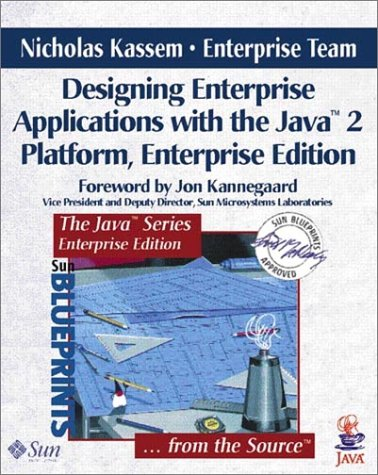 Designing Enterprise Applications with the Java(TM) 2 Platform (Enterprise Edition) ebook