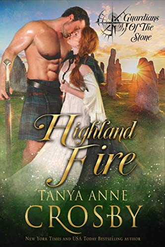 Highland Fire (Guardians of the Stone Book ()