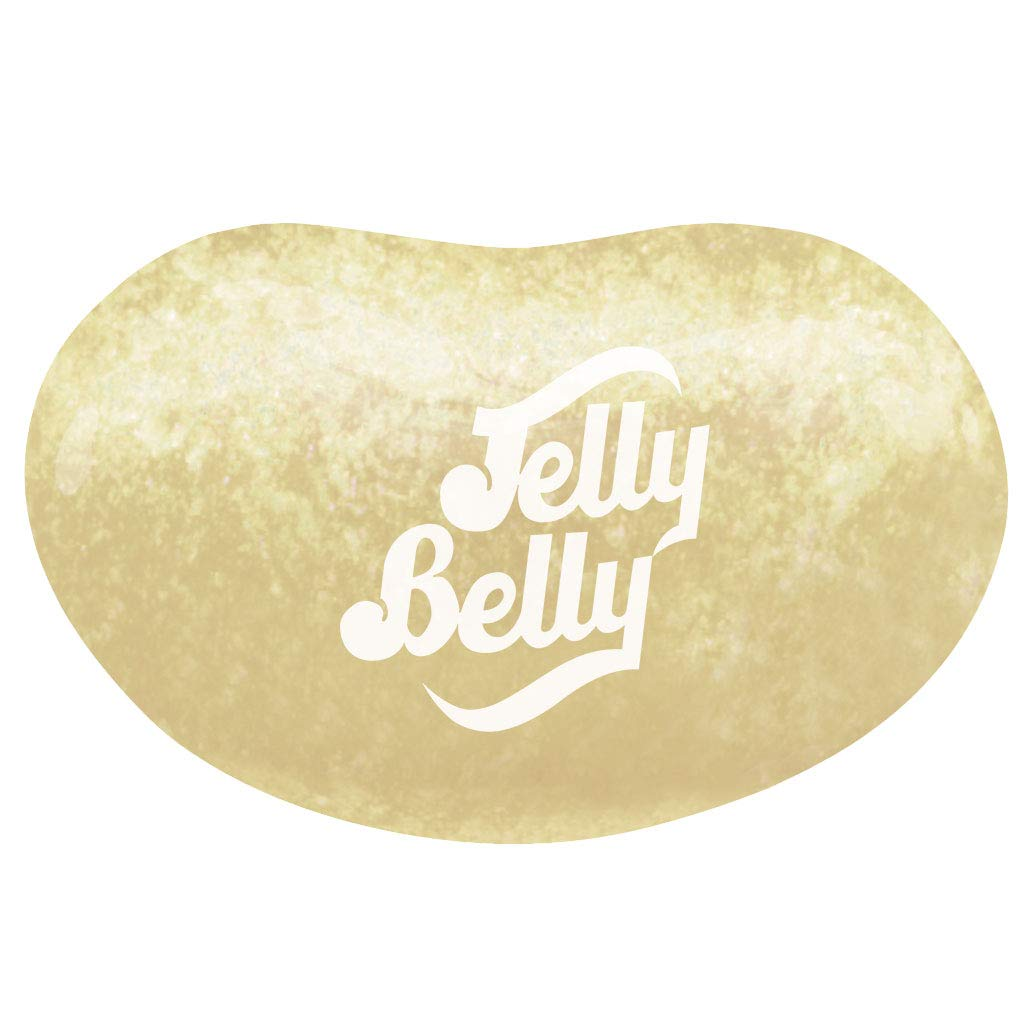 Jelly Belly Jewel Champagne Jelly Beans - 10 Pounds of Loose Bulk Jelly Beans - Genuine, Official, Straight from the Source by Jelly Belly