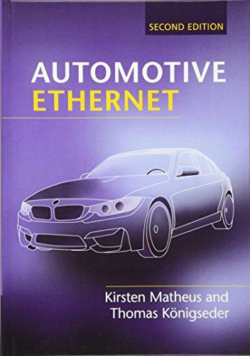 Automotive Ethernet por Kirsten Matheus,Thomas Königseder