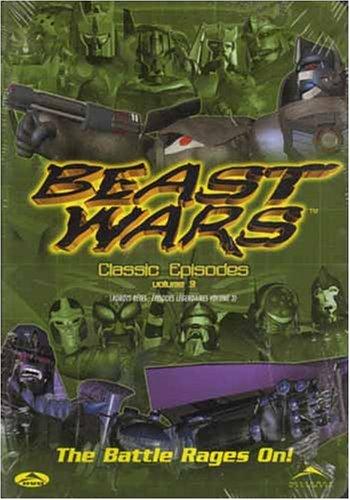 - Beast Wars - Classic Episodes Vol. 3 (Region 1 DVD)