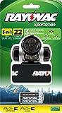 Rayovac SPHLTLED-B Sprotsman Xtreme 3 Light Modes LED Headlight