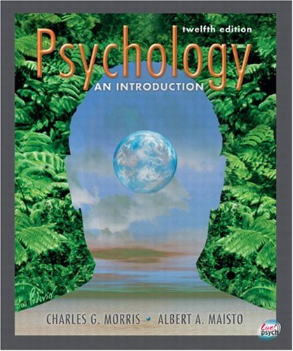 Psychology: An Introduction (12th Edition)