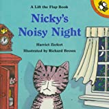 Nicky's Noisy Night, Harriet Ziefert, 0140505830