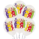 Teletubbies Pack Of 6 Balloons