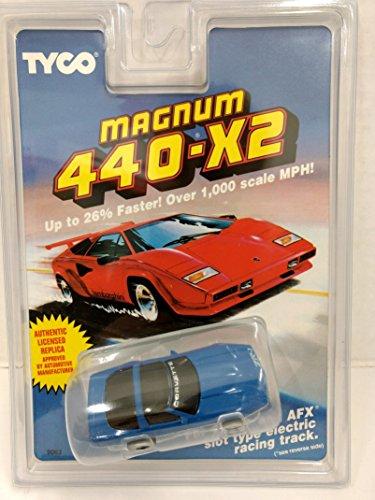 Tyco #9063 Corvette ZR-1 HO Scale Electric Slot (Ho Slot Car Chassis)