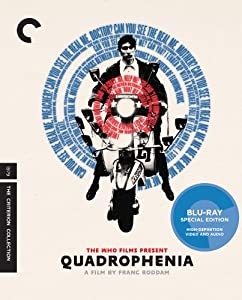 Cover Image for 'Quadrophenia (Criterion Collection)'