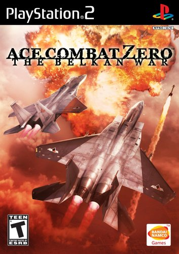 ace combat playstation 2 - 5