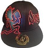 Insane Clown Posse ICP HATCHET MAN Juggalo Black/RED Baseball hat Licensed NWT