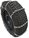 TireChain.com P255/60R14, 255/60-14 Cable Link Tire Chains, Priced per Pair.