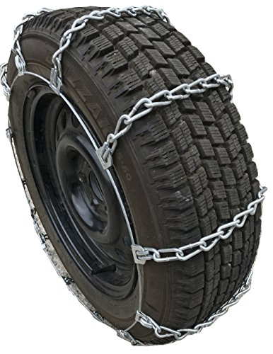TireChain.com P225/60R16, 225/60-16 Cable Link Tire Chains, Priced per Pair.