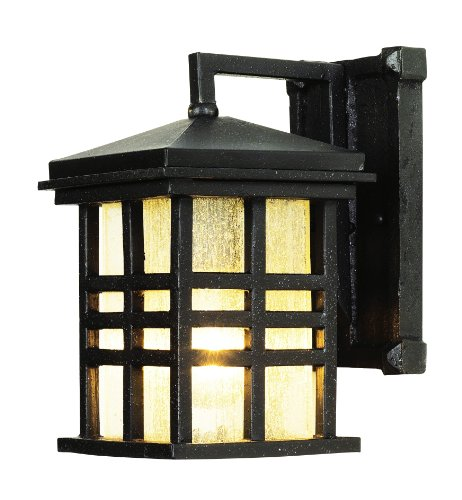 Bel Air Lighting Cast Aluminum Outdoor Coach Lantern