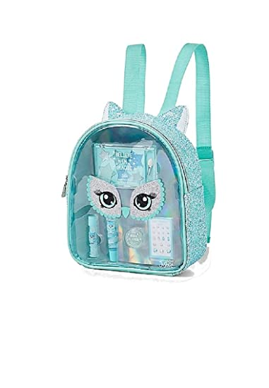 Amazon.com  Justice For Girls Owl Glitter Make,Up Cosmetic