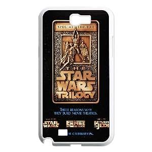 Star Wars Trilogy Poster Movie 3 Samsung Galaxy N2 7100 Cell Phone Case White TPU Case wyc7ni-1115574