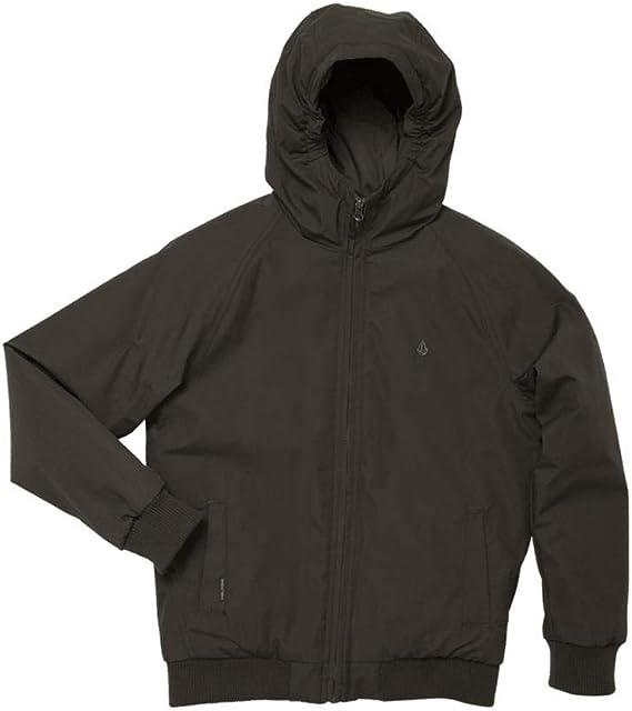 Winterjacke mit Kapuze im Blouson Stil Volcom Hernan 5K Winter Jacket lead