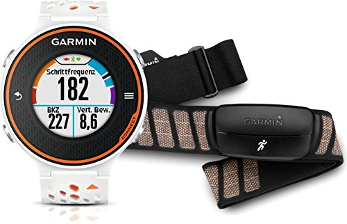 Garmin Forerunner Watch Monitor Run Orange