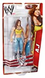 WWE Series 24 AJ Superstar #6 Figure
