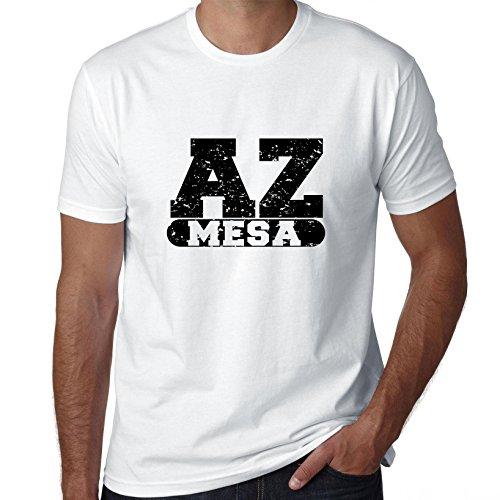 Mesa, Arizona AZ Classic City State Sign Men's T-Shirt