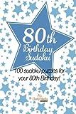80th Birthday Sudoku, Clarity Media, 1484854179