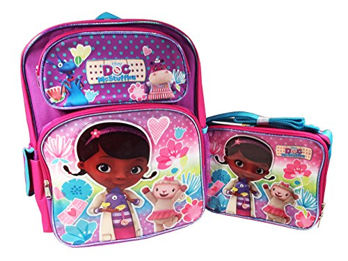 Disney McStuffins Large Backpack Lunch