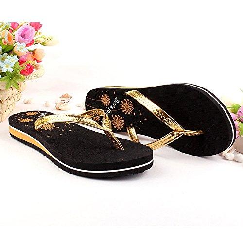anti d Mesdames pantoufles pantoufles plates Mesdames T77BZqI