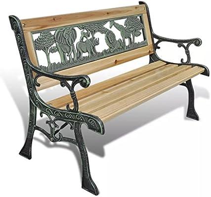 Dondans - Muebles de jardín, asientos de exterior, banco de jardín ...