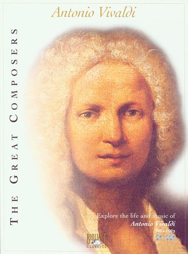 Great Composers Antonio Vivaldi