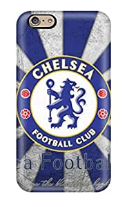 Iphone 6 InX15425TNnJ Customized Vivid Chelsea Fc Logo Series Scratch Resistant Hard Cell-phone Case -MansourMurray