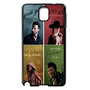 Unique Phone Case Design 1Hot TV The Walking Dead- For Samsung Galaxy NOTE3 Case Cover