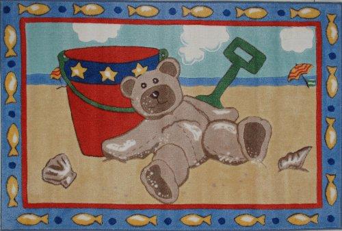 Beach Bear 39