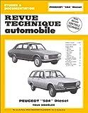 Image de Revue technique automobile, N° 311.5 : Peugeot 504 diesel (tous modèle)