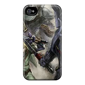 Forever Collectibles Link Concept The Legend Of Zelda Hard Snap-on Iphone 4/4s Cases