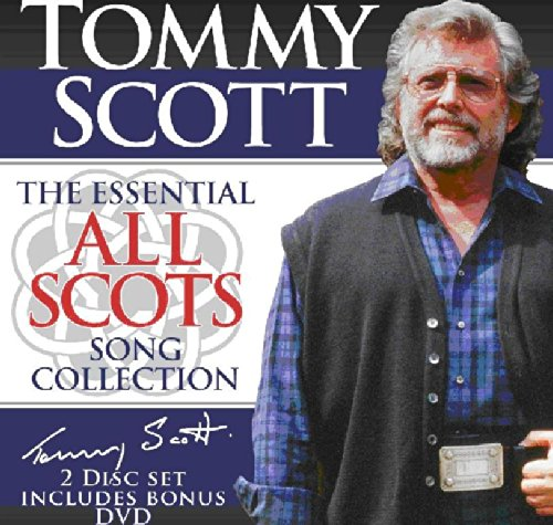 All Scots Song Collection CD and DVD Hop Scotch Non-Stop