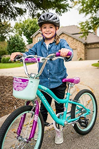 5116KSBJ jL. AC  - Schwinn Elm Girls Bike for Toddlers and Kids