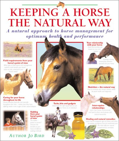 Read Online Keeping a Horse the Natural Way: A natural approach to horse management for optimum health and performance pdf