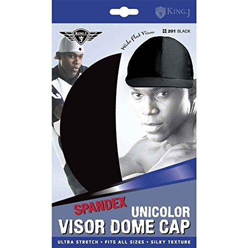 Price comparison product image (6 Pack) King J – Visor Dome Cap #201